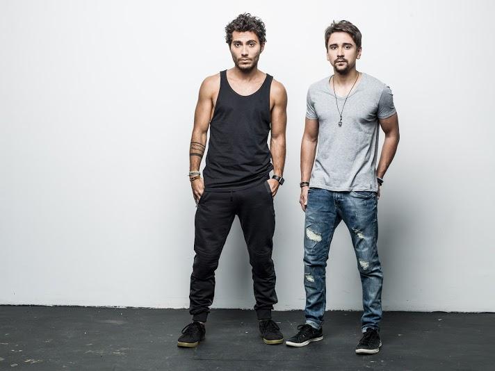 A dupla de sertanejo Bruninho e Davi concedeu uma entrevista exclusiva (Foto: Divulgação)