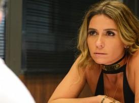 """Giovanna Antonelli (Atena) em cena de """"A Regra do Jogo"""" (Foto: Pedro Carrilho/Gshow)"""