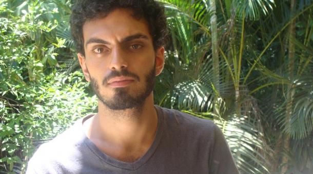 Rian Brito, que estava desaparecido desde a semana passada (Foto: Divulgação)