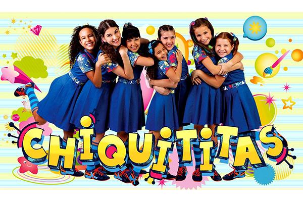 """Elenco de """"Chiquititas"""" (Foto: Divulgação/SBT)"""