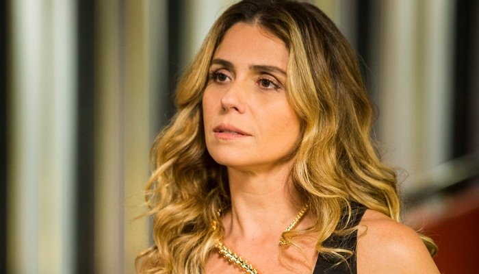 Atena (Giovanna Antonelli) (Foto: Globo/João Miguel Júnior)