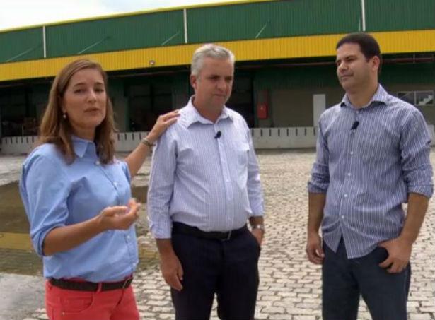 Lilia Teles, repórter da Globo. Foto: reprodução