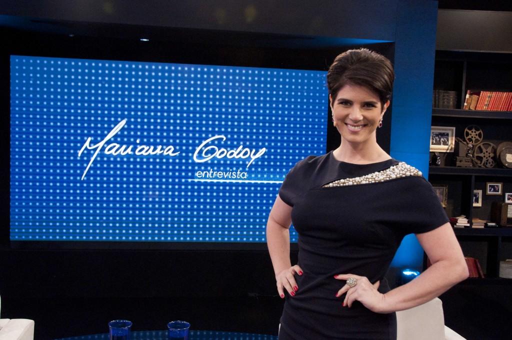 A apresentadora Mariana Godoy (Fotos: Fernanda Simão/Divulgação RedeTV!)
