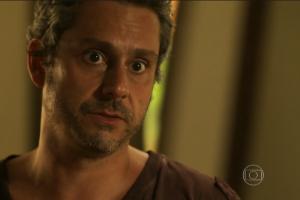 """Alexandre Nero (Romero) em cena de """"A Regra do Jogo"""" (Foto: Reprodução/Globo)"""