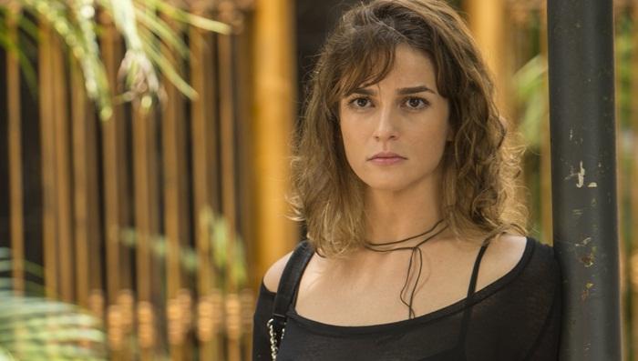 Sofia (Priscila Steinman) em cena de Totalmente Demais (Foto: Globo/João Cotta)