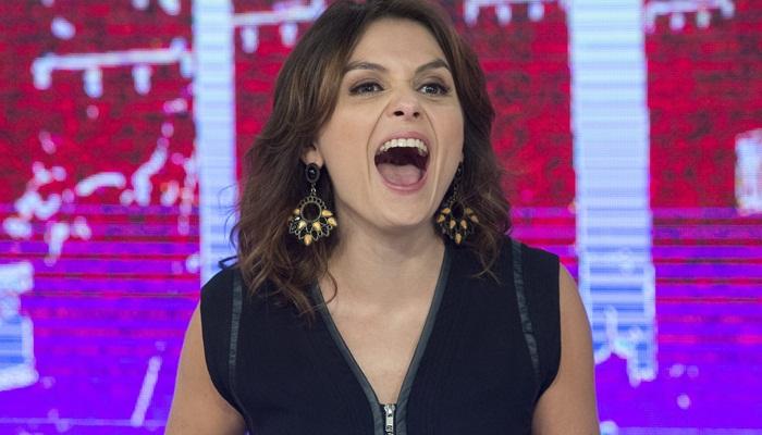 Monica Iozzi (Foto: Globo/Estevam Avellar)