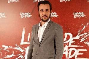 """Bruno Ferrari no lançamento de """"Liberdade, Liberdade"""" (Foto: Fabiano Battaglin/Gshow)"""