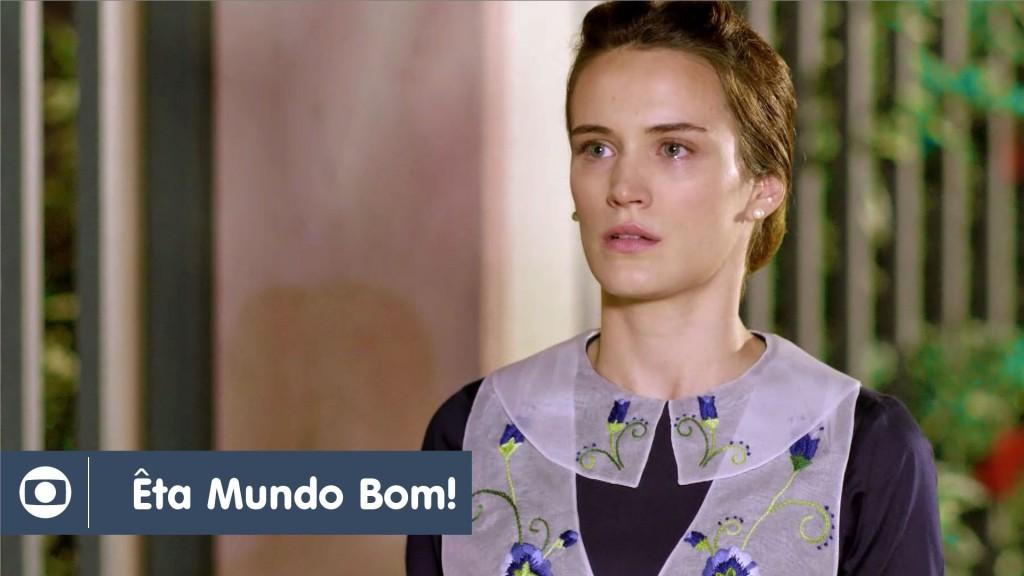 """Bianca Bin em """"Eta Mundo Bom"""" (Foto: Reprodução)"""