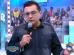 Geraldo Luís no programa do último dia 17, onde criticou a Record (Foto: Reprodução/Record)