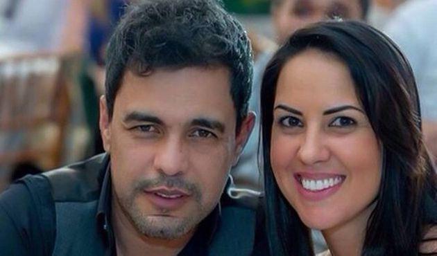 Zezé di Camargo e Graciele Lacerda (Foto: Divulgação)