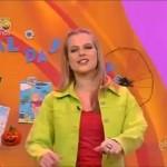 """Jackeline Petkovic no """"Bom Dia & Cia"""" (Foto: Reprodução)"""