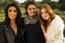 Carolina (Juliana Paes), Rafael (Daniel Rocha) e Eliza (Marina Ruy Barbosa) no Uruguai (Foto: Globo/João Miguel Júnior)