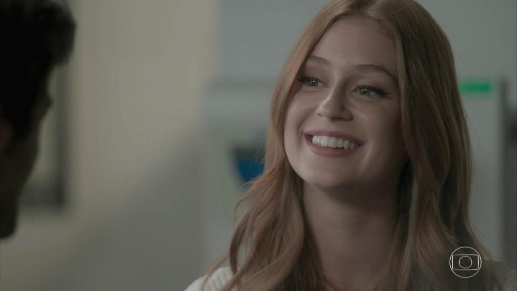 """Eliza (Marina Ruy Barbosa) em cena de """"Totalmente Demais"""" (Foto: Reprodução/Globo)"""