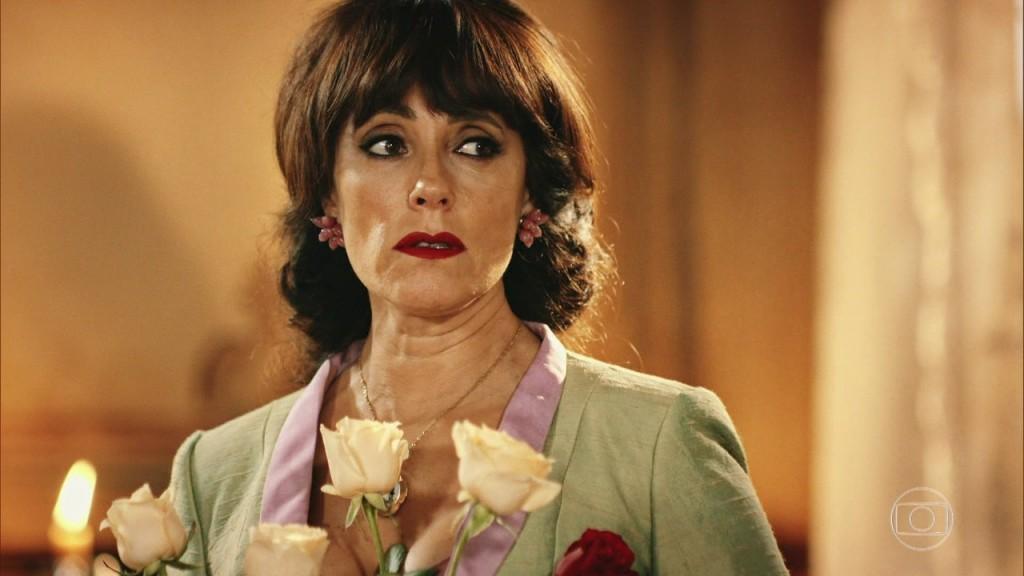 """Iolanda (Christiane Torloni) em cena de """"Velho Chico"""" (Foto: Reprodução/Globo)"""