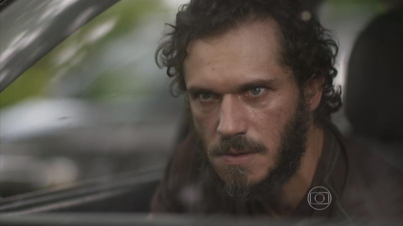 """Dino (Paulo Rocha) em cena de """"Totalmente Demais"""""""