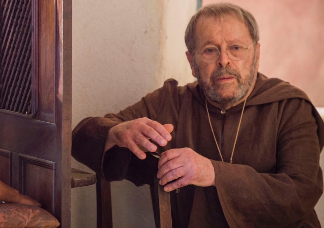 Padre Benício (Carlos Vereza) (Foto: Divulgação)