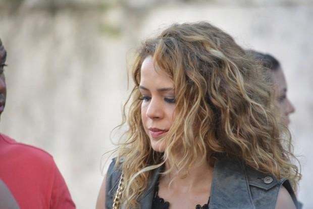 Leandra Leal (Foto: AgNews)