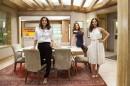 Rebeca (Malu Mader), Leonora (Ellen Rocche) e Penélope (Carolina Ferraz) (Foto: Globo/Sergio Zalis)