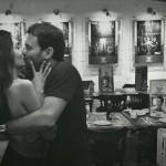 Marina e namorado  (Foto: TV Globo)