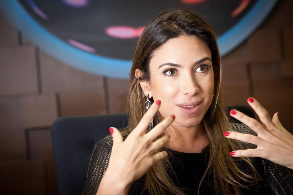 Patrícia Abravanel. (Foto: Leticia Moreira/ FORBES)