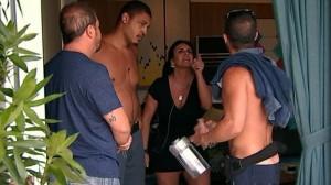 """Gretchen faz barraco no """"Power Couple"""" (Foto: Divulgação/Record)"""