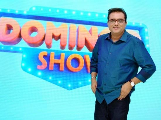 O apresentador Geraldo Luís (Foto: Divulgação)