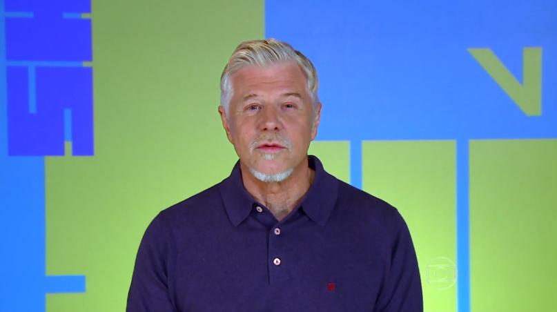 Miguel Falabella desmentiu que deixará a TV Globo em breve