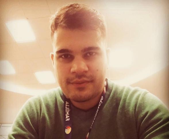 Última foto do diretor no Instagram (Foto: Reprodução)