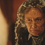 """Selma Egrei (Encarnação) em cena de """"Velho Chico"""" (Foto: Reprodução/Globo)"""