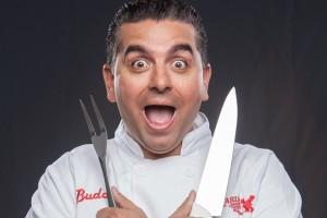 """Buddy Valastro, apresentador do """"Batalha dos Cozinheiros"""" (Foto: Edu Moraes/Record)"""