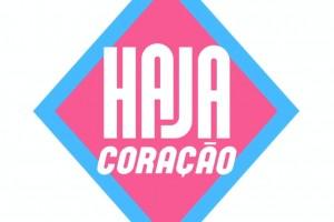 Logo da novela Haja Coração (Foto: Reprodução)