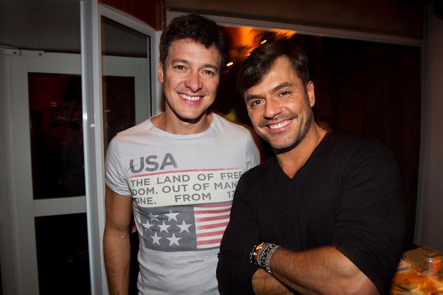 Danilo Faro e Rodrigo Faro (Foto: Divulgação)