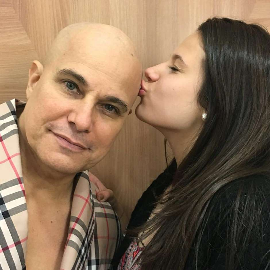 Edson Celulari diz que venceu câncer: 'Vivo alegria da página virada'