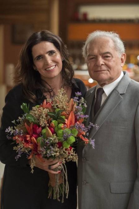 """Rebeca e Pedro em """"Haja coração"""" (Foto: Estevam Avellar/Rede Globo/Divulgação)"""