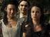 """Joaquina (Andreia Horta), Bertoleza (Sheron Menezzes) e André (Caio Blat) em cena de """"Liberdade, Liberdade"""" (Foto: Reprodução/Globo)"""