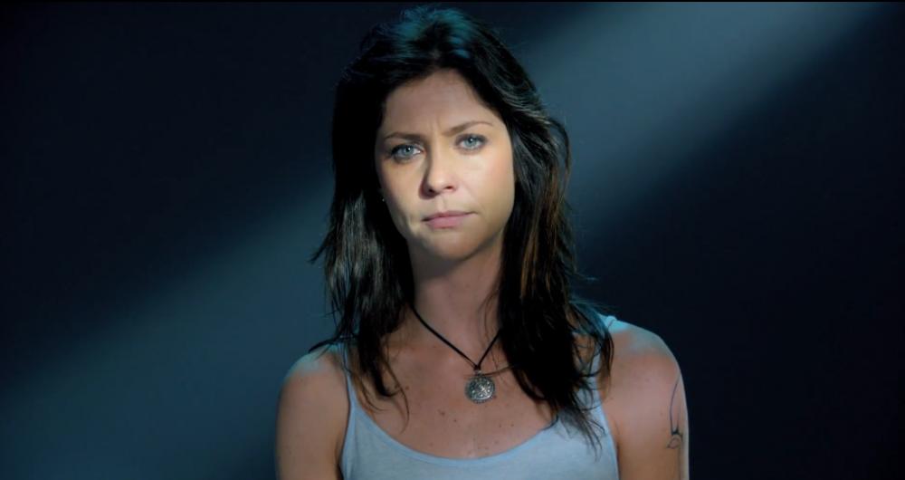 Christiana Ubach interpreta Joana, a protagonista da nova série do SBT (Foto: Divulgação/SBT)