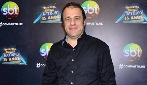 Fernando Pelegio, diretor artístico e de criação do SBT (Foto: Divulgação)