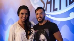 Gracyanne Barbosa e Belo (Foto: Divulgação)