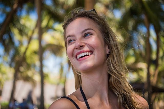 Bárbara (Barbara França (Foto: Globo/Caiuá Franco)