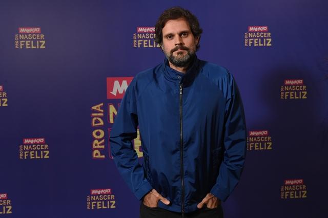 O diretor Leonardo Nogueira (Foto: Globo/Estevam Avellar)