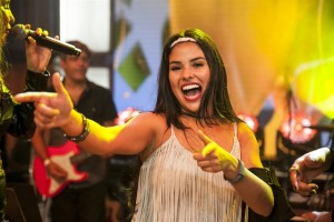 "Munik na final do ""BBB 16"" (Foto: Globo/Pedro Curi)"