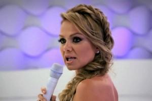 Eliana no SBT (Foto: Divulgação)
