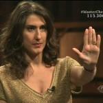 """Paola Carosella no """"MasterChef"""" (Foto: Reprodução/Band)"""