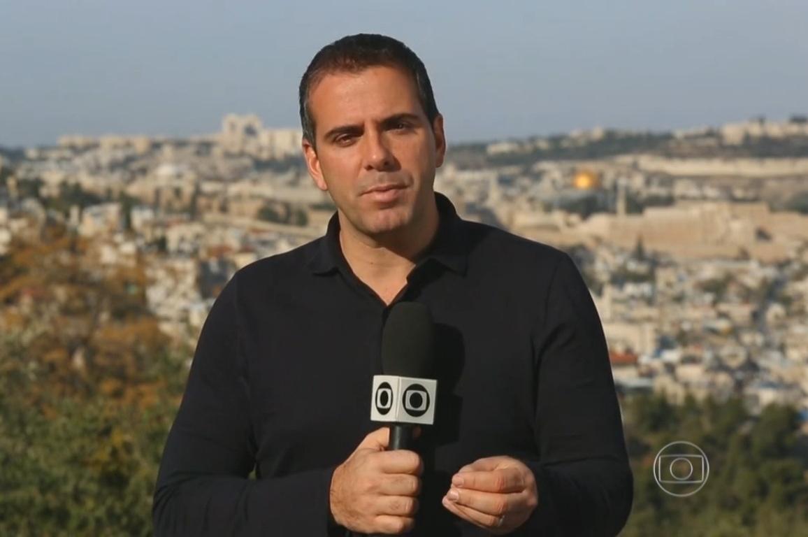Rodrigo Alvarez deixa a TV Globo após anos (Foto: Reprodução)