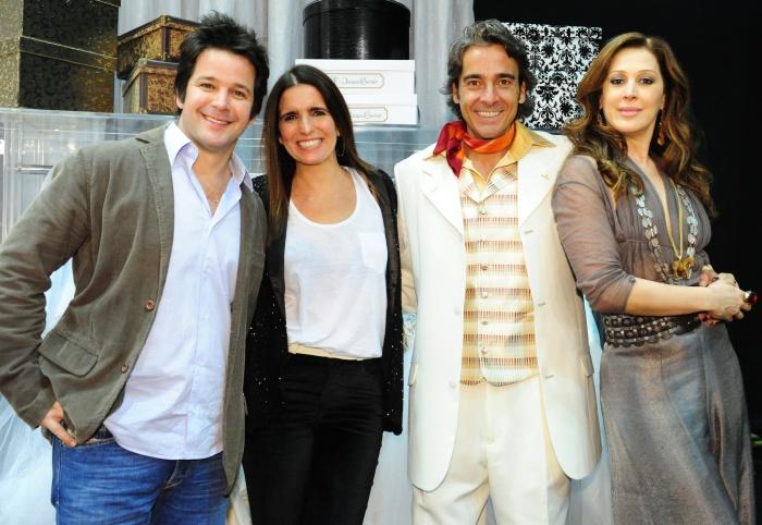 """Globo pensa na exibição da novela 'Ti Ti Ti"""" no """"Vale a Pena Ver de Novo"""" (Foto divulgação)"""