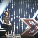 """Fernanda Paes Leme apresenta o """"X Factor Brasil"""" (Foto: Reprodução/Band)"""