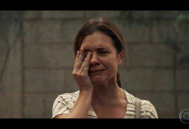 """Adriana Esteves roubou a cena no segundo episódio de """"Justiça"""" (Foto reprodução: Globo)"""
