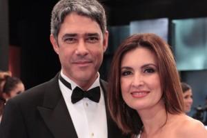 William Bonner e Fátima Bernardes foram casados durante 26 anos