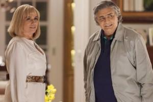 Vera Holtz e Tarcísio Meira na primeira fase (Foto: Divulgação)