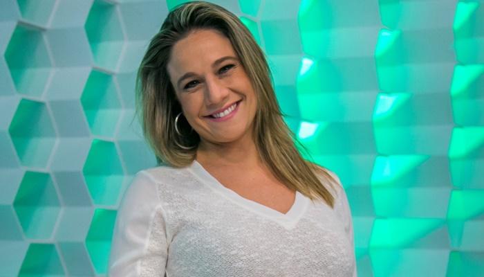 Fernanda Gentil passou por problemas de saúde antes de mudar rumo do trabalho na Globo (Foto: Globo/Paulo Belote)